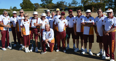Cremorne Bowls Club finishes season on a high
