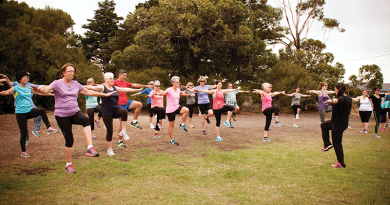 Fitness and fun continues through winter months