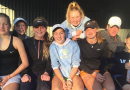 Lindisfarne tennis juniors star in national series
