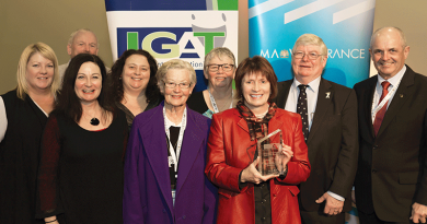 Clarence Council wins award for excellence