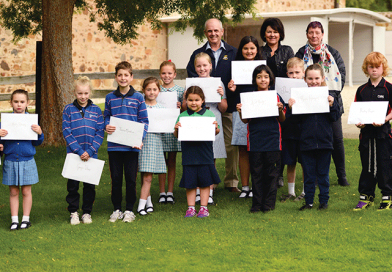 Schools poster competition wraps for 10th year