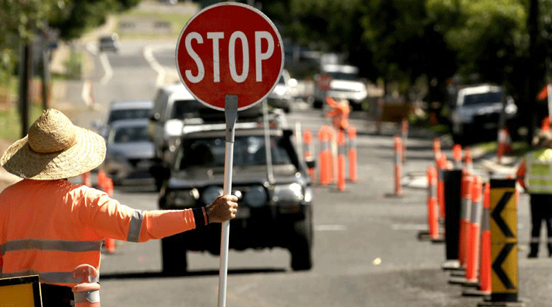 Campaign urges motorists to slow down for road workers