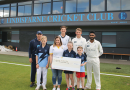 Lindisfarne Cricket Club receives valuable boost