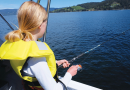 Southern anglers get amongst the action