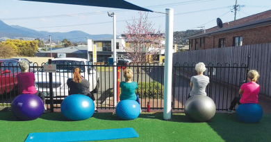 Fun and fitness at every age