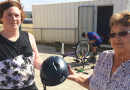 Youth embrace helmet safety