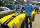 Clarence Car Show draws a crowd