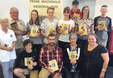 Students delve into the ANZAC legend