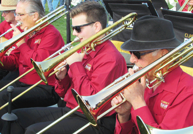 Clarence City Big Band celebrates 20-years