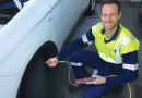 Stay safe this winter with RACT free vehicle check