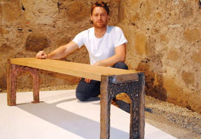 Clarence prize for excellence in furniture design awarded