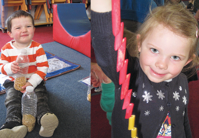 Little learners thrive at early years expo