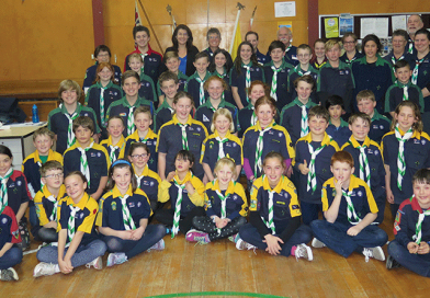 Expansion in sight for Clarence Sea Scouts