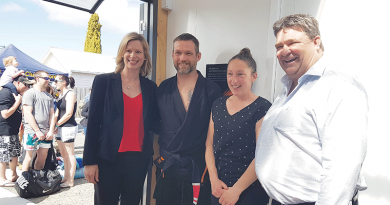 First-class martial arts facility for Sorell