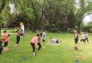 Jump into free fitness training