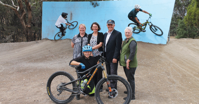 New facilities for booming mountain bike industry