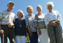 Croquet club gets in the swing with new hoops