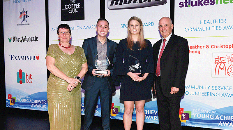 Young achievers recognised for success