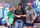 TasWater gets a spray of graffiti