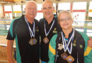 Tassie team makes a splash