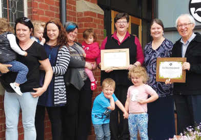 Sustainability success for Clarence Uniting Church