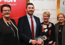 Top honours for Jean at Aged Care Awards