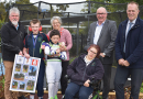 Tasmanian company lends a hand to special-needs students