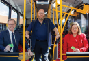Free bus travel for seniors