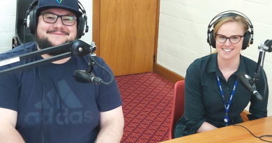 New podcast celebrates the lives of people living with disabilities