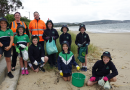 Clarence youth step up for Clean Up Australia Day