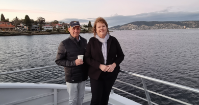 Derwent Ferry trial makes waves for Eastern Shore travellers
